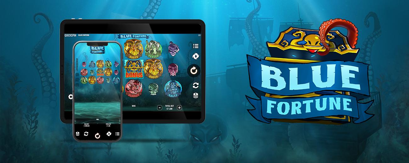 Blue Fortune mobile