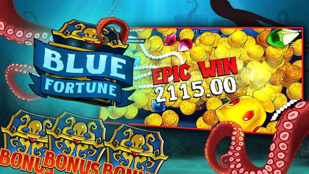 Blue Fortune bonus